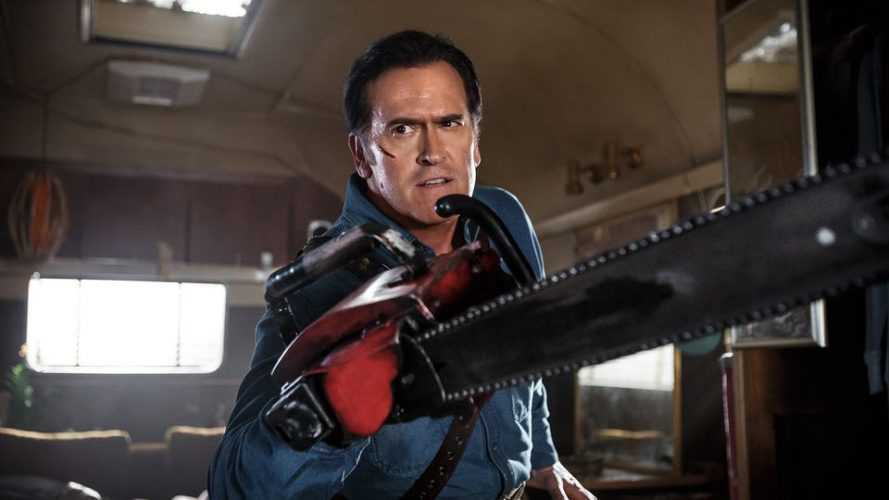 Ash Vs Evil Dead (TV Series S1E1 - El Jefe)