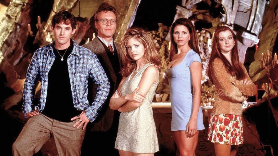 Buffy The Vampire Slayer Is 20 Years Old?!
