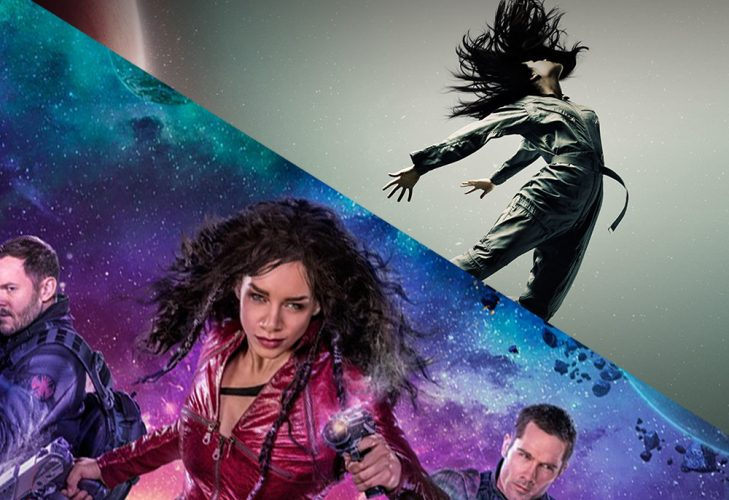 Killjoys vs The Expanse: The Spectrum of Sci-Fi