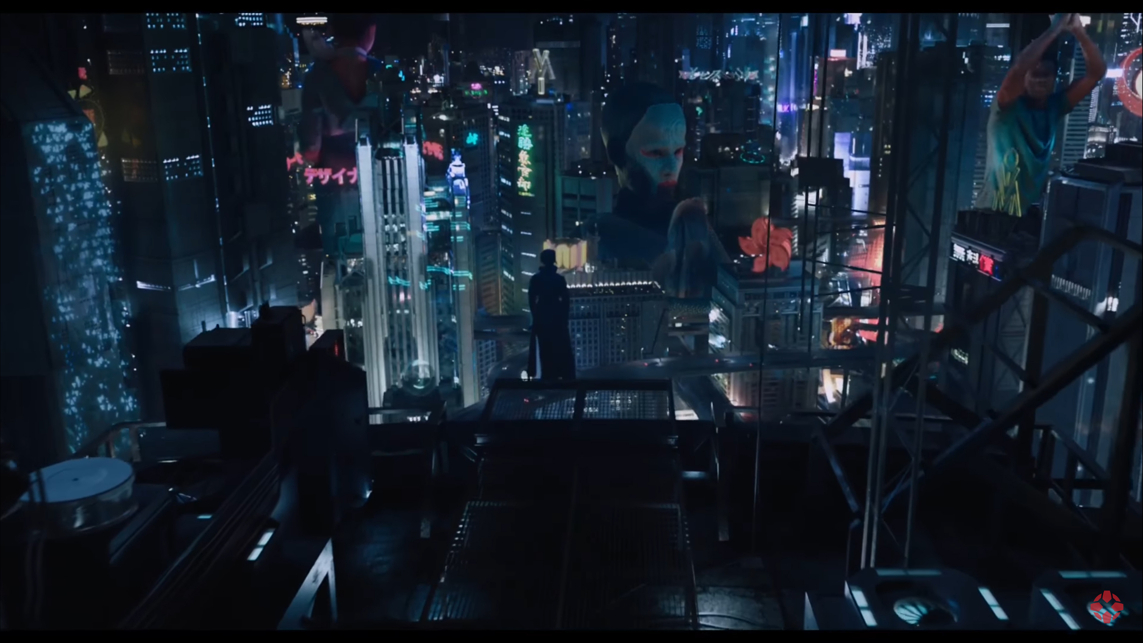 Ghost In The Shell 2017 Cinebloggery