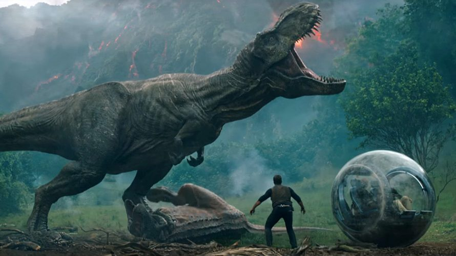 Jurassic World: Forgotten Kingdom (2018)
